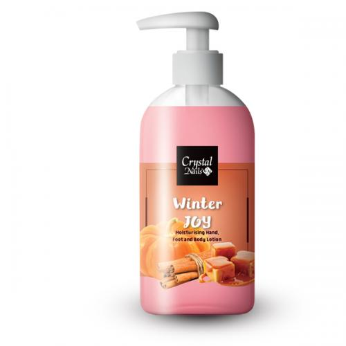 Moisturising Hand, Foot and Body Lotion - Winter Joy Lotion 250ml - Limitált!