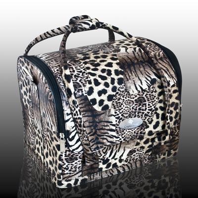 Crystal Fashion bőrkoffer - gepárd 0bae5714be